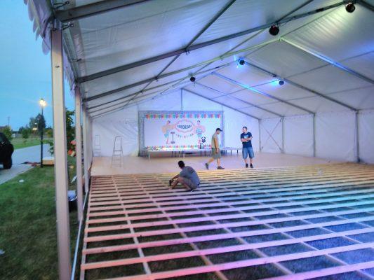 hale namiotowe śląsk cennik